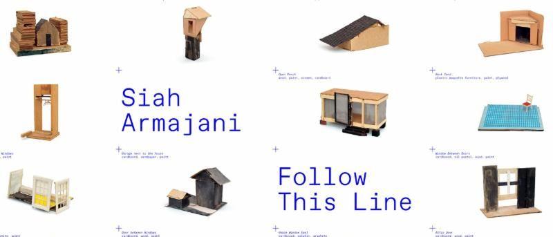 Siah Armajani: Follow This Line