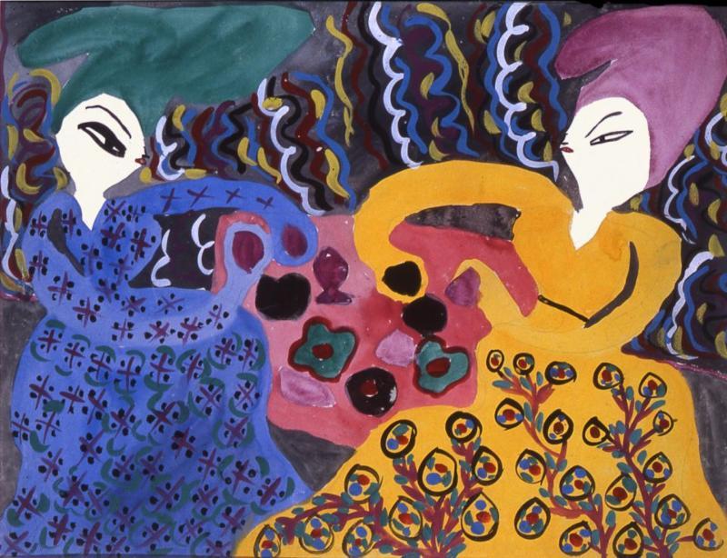 Baya_ Woman of Algiers