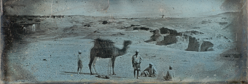Unearthed Daguerreotypes Reveal the Link Between Colonialism and Photography