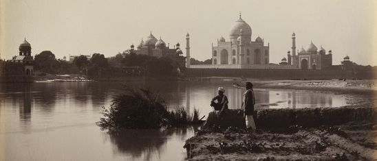Under Indian Skies 19th-Century Photographs from a Private Collection