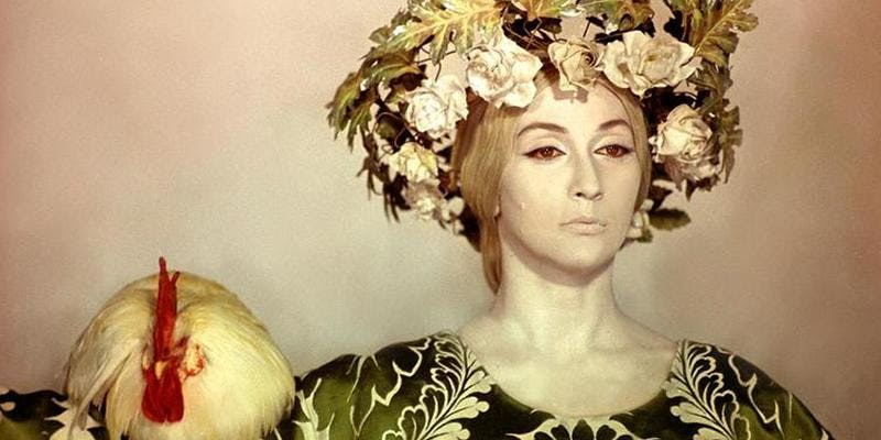 Unravelling Parajanov's Masterpiece: The Colour of Pomegranates