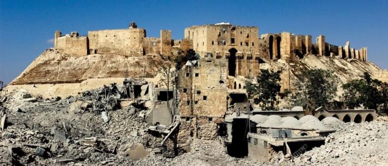 The Cultural Landscape of Syria Preservation and Archiving in Times of War