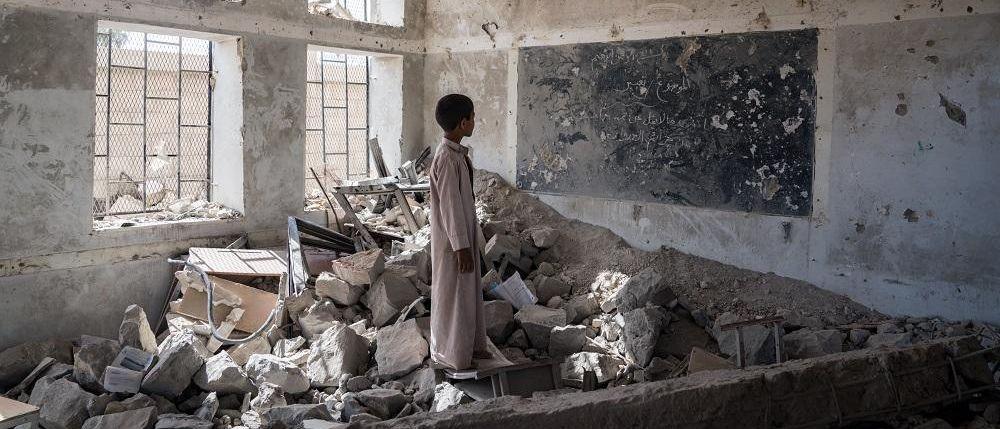 Yemen: Inside a Crisis