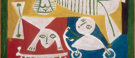 Picasso et la famille