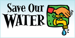 Save Our Water Logo