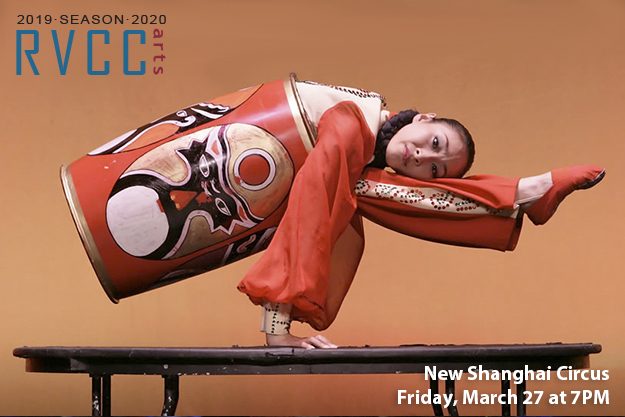 Contortionist from New Shanghai Circus