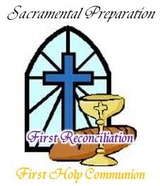 Sacramental Preparation