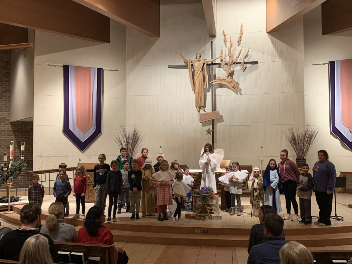 Nativity Play Monday
