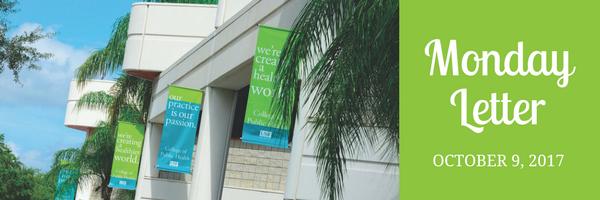 USF College of Public Health Monday