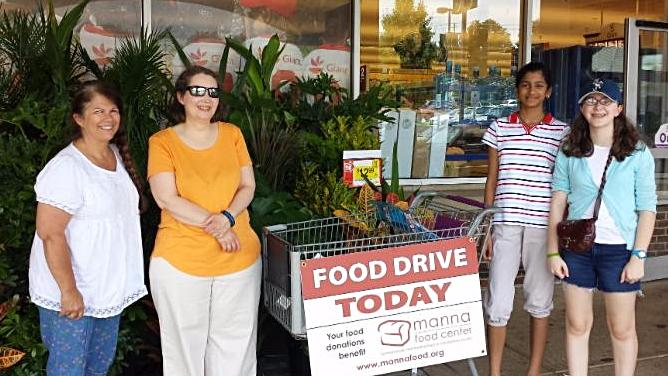 Giant Food Drive Aug 15