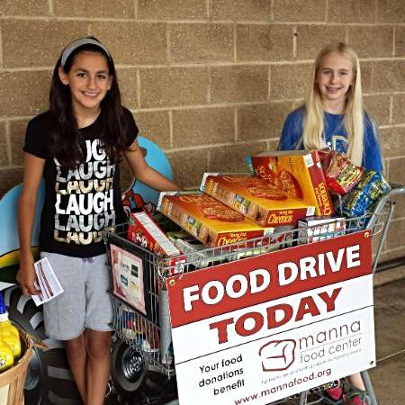 Aug 15 Giant Food Drive