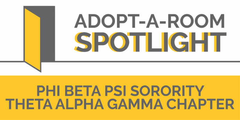 Adopt a Room Spotlight header
