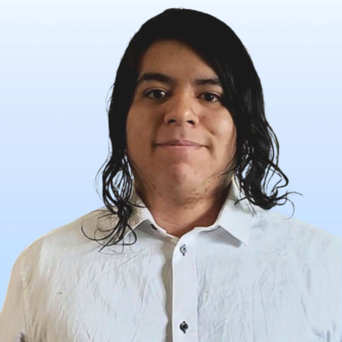 Student Gabriel Restrepo