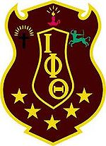 Iota Phi Theta shield