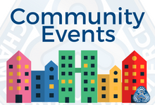 Attend great community events!