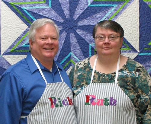 Rick & Ruth
