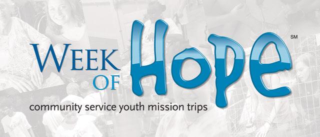 Group Week of Hope