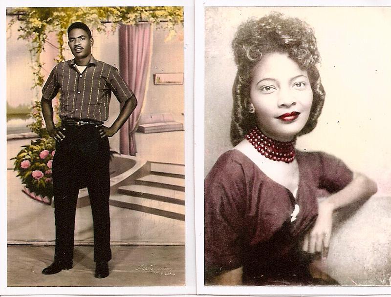 Wyley & Ouida Wright