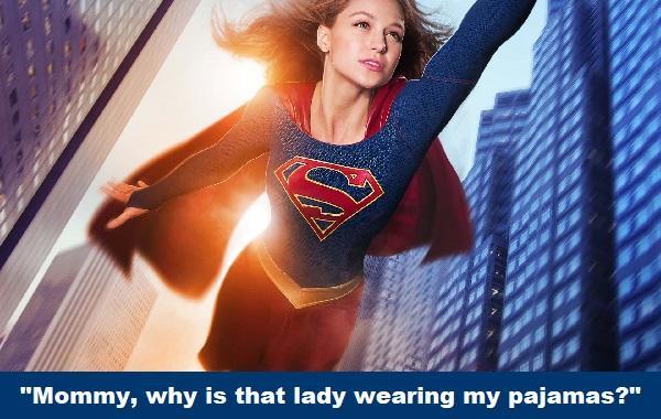 Supergirl Joke