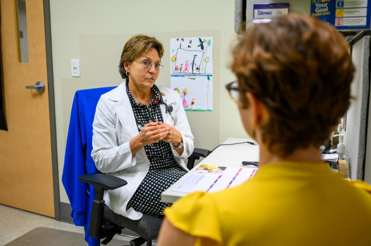 Conversation at CenterPlace Health