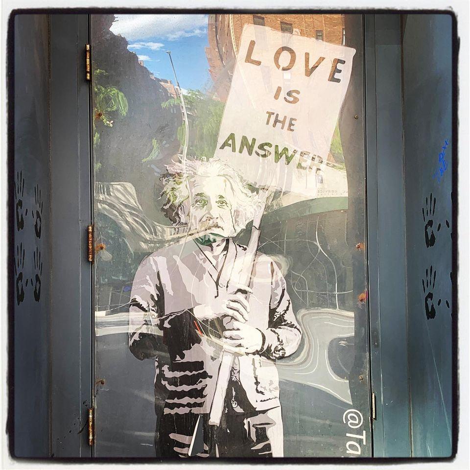 I do believe.. #loveistheanswer