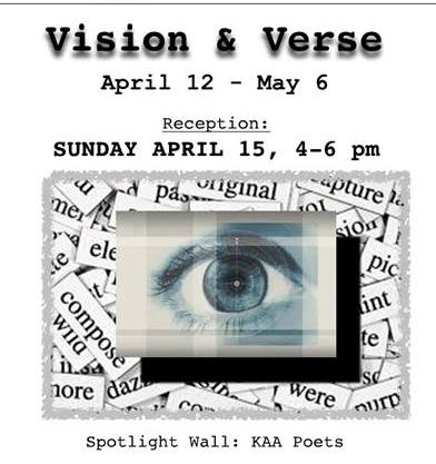 KAA Vision Verse poster