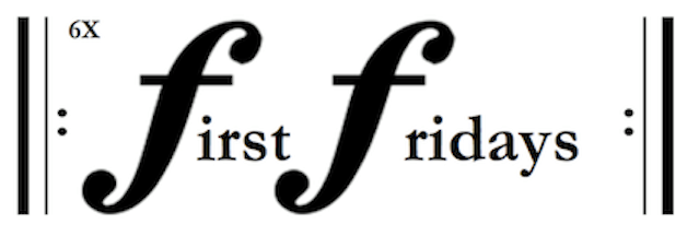 first fridays logo