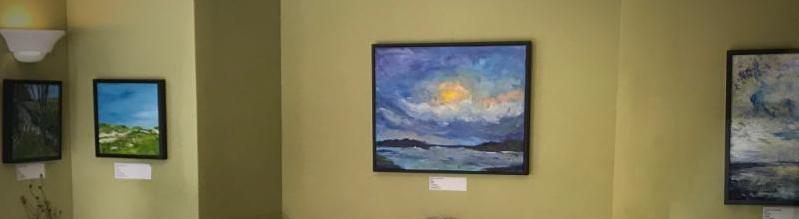 Paintings by Lyn Rosoff