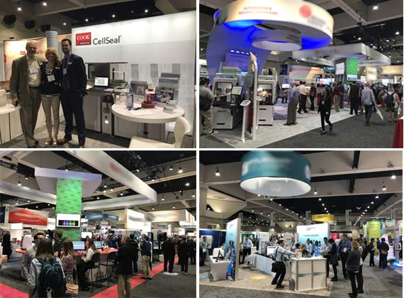 CealSeal and other exhibitors
