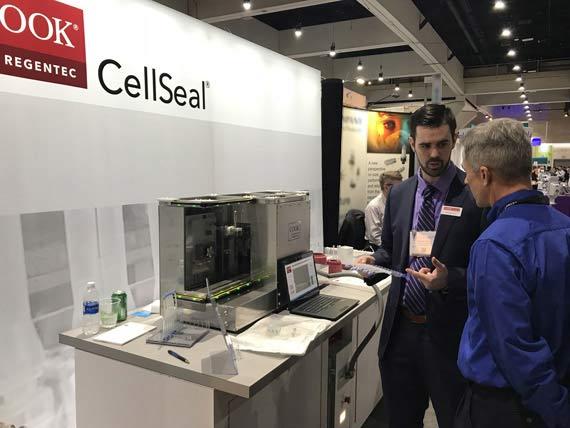 Michael Parks discusses CellSeal