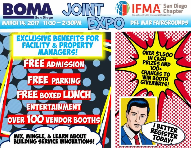 BOMA-IFMA 2017