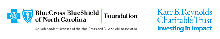 Blue Cross Blue Shield and Kate B. Reynolds Foundations