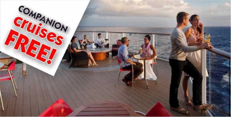 Companion Cruises Free