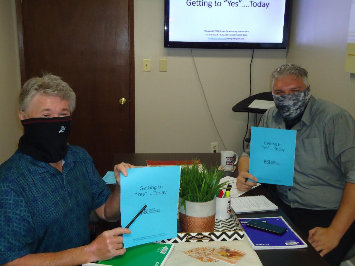 Mask training