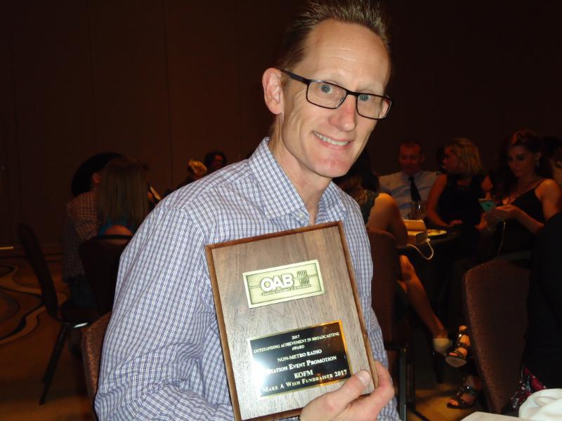 Alan and award