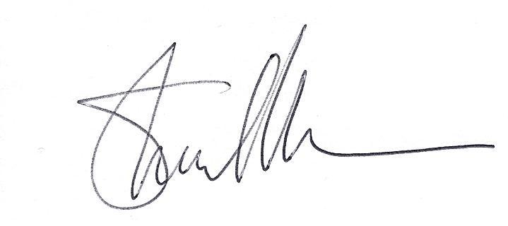 Rabbi Kleinbaum signature