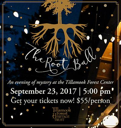 Get your tickets now for the Root Ball 2017