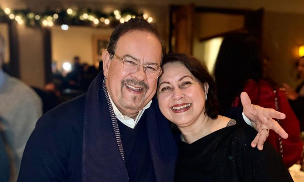Mr. Vikas Verma and Mrs. Dolly Verma