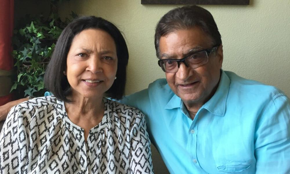 Drs Leena and Pran Sood