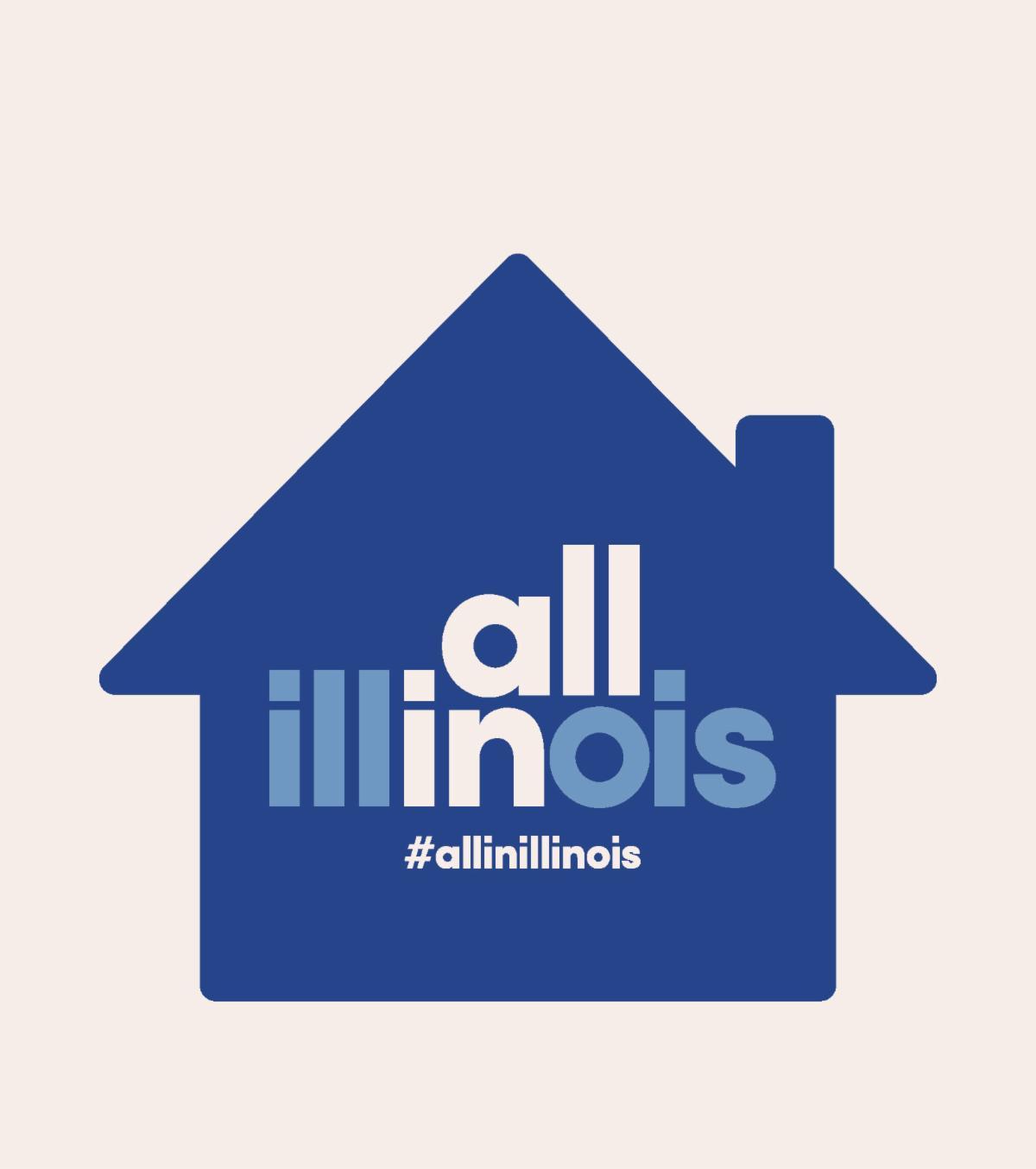 All In Illinois graphic