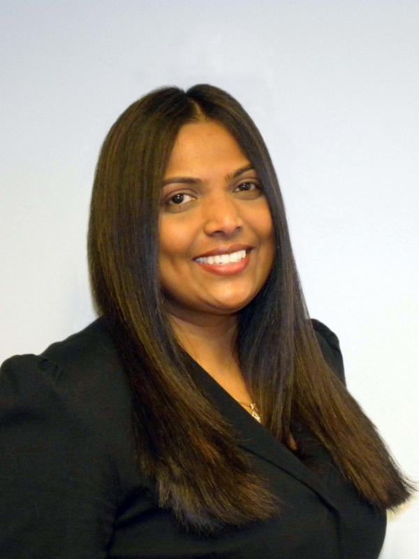 Dr. Princy Abraham, Director of Student Services