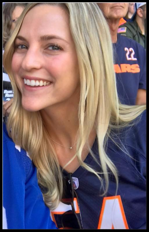 Photo of Ms. Brittany Conway.