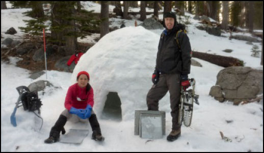 Okpik - Cold weather camping