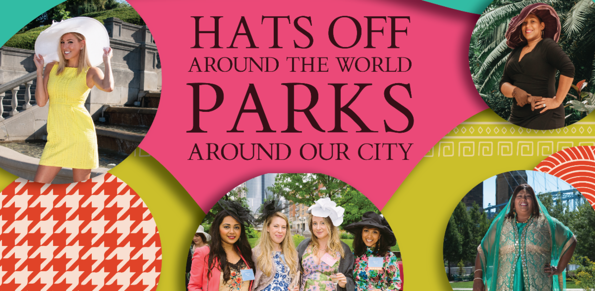 Hats Off Around The World Parks Around Our City 2020