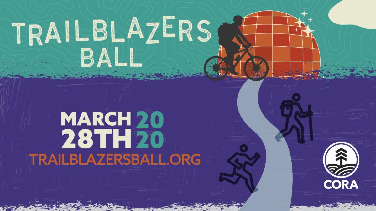 Trailblazers Ball March 28