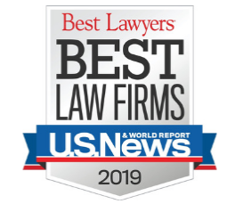 US News & World Report Best Law Firms 2019