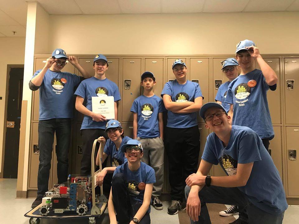 Team Lunar Landers