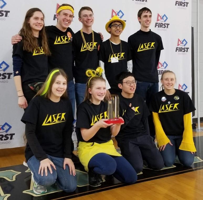 Team LASER