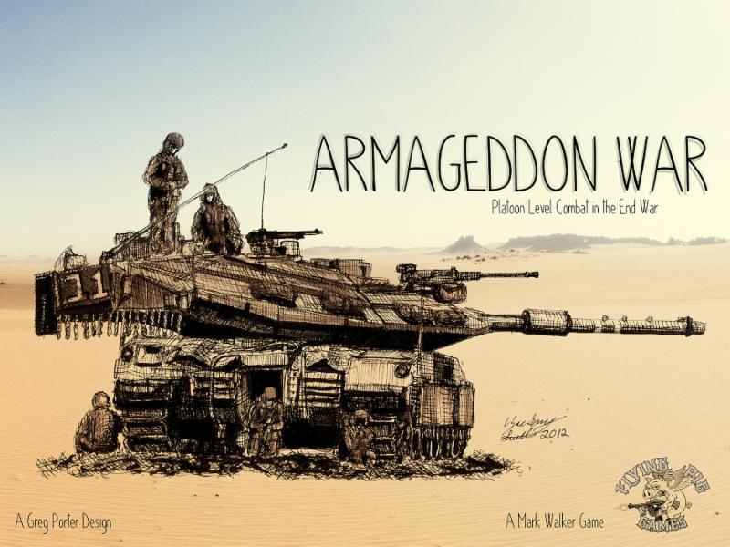 """Flying Pig's """"Armageddon War"""" reached stretch goal on Kickstarter"""