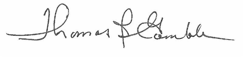 maria president signature